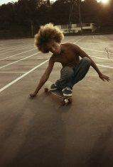 Skating nel 1970. Fotografia da Hugh Holland