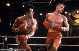 Stallone ha trascorso nove giorni in ospedale dopo che Lundgren lo colpì per davvero durante le riprese di Rocky IV