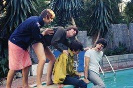 I Beatles a Los Angeles, 1964. Foto di Bob Bonis