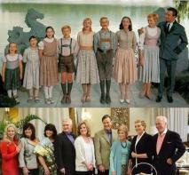 La riunione di famiglia di 'The Sound of Music' 45 anni dopo