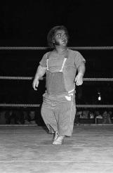 Wrestling vintage