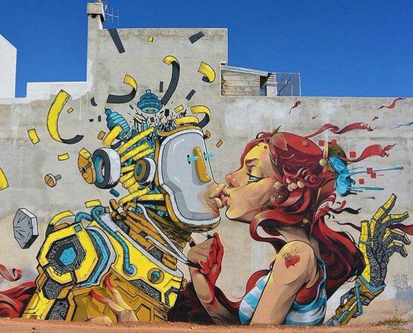 Xèlön xlf e Isaac Mahow @Torreblanca, Spagna