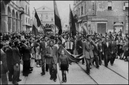 25 aprile 1945 - Italia