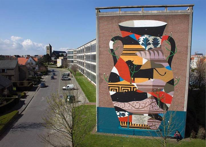 Agostino Iacurci @Oostende, Belgio
