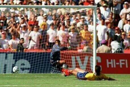 Coppa del Mondo 1994 - Colombia vs USA: autogol di Andrés Escobar, per cui è stato ucciso dai signori della droga