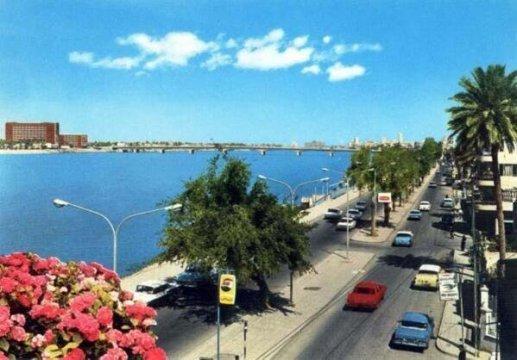 Baghdad, Iraq, 1965