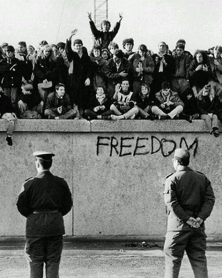 Berlino, 9 novembre 1989
