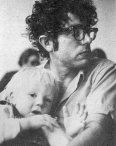 Bernie Sanders e suo figlio, 1971