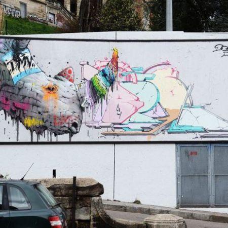 Brusk @Saint Etienne, Francia