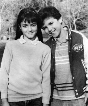 Danica McKellar e Fred Savage 1988