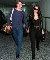 David Beckham e Victoria 1997