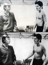David Bowie e Bruce Springsteen