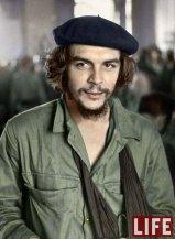 Ernesto Che Guevara by Joseph Scherschel. 1959
