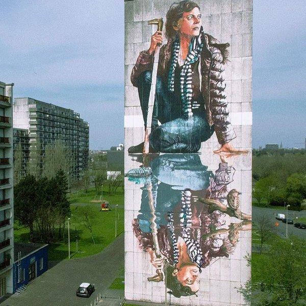 Fintan Magee @Oostende, Belgio