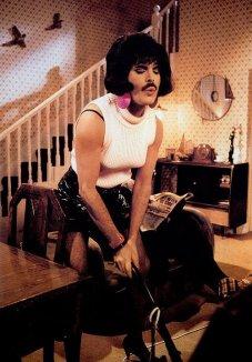 Freddie Mercury, 1984