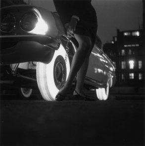 pneumatici illuminati di Goodyear. Sviluppati nel 1961, ma sono mai andati in produzione