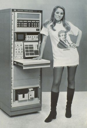 Hewlett-Packard HP-5451A, 1972