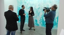 I 5 sensi dell'arte (backstage) - Museo MAN - Lorenzo Giusti