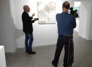 I 5 sensi dell'arte (backstage) - Museo MAN