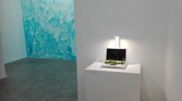 I 5 sensi dell'arte (backstage) - Museo MAN (Living Room di Michel Blazy)