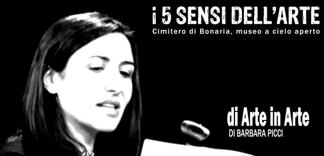 I 5 sensi dell'arte - Cimitero di Bonaria, museo a cielo aperto [Puntata 6]