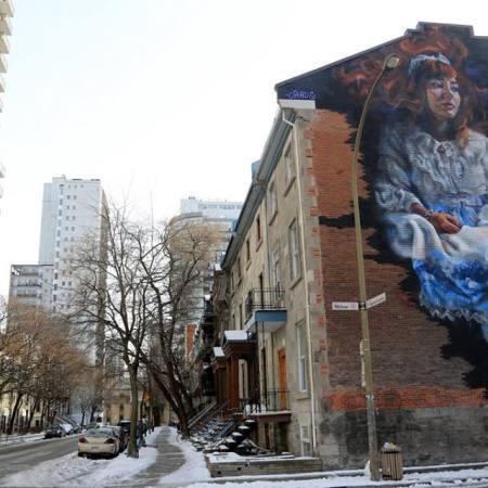 Jarus @Montreal, Canada
