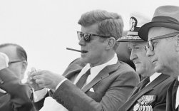 John F. Kennedy ha portato a casa 1.200 sigari cubani prima dell'embargo commerciale del 1962
