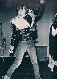 John Lennon travestito da Elvis Presley, 1967