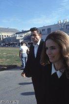 Johnny Cash e June Carter Cash alla Folsom Prison 1968
