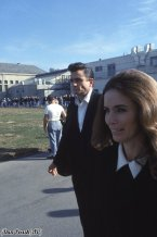 Johnny Cash e June Carter Cash alla Folsom Prison 1968