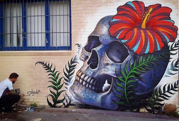Juan Salgado @Melbourne, Australia