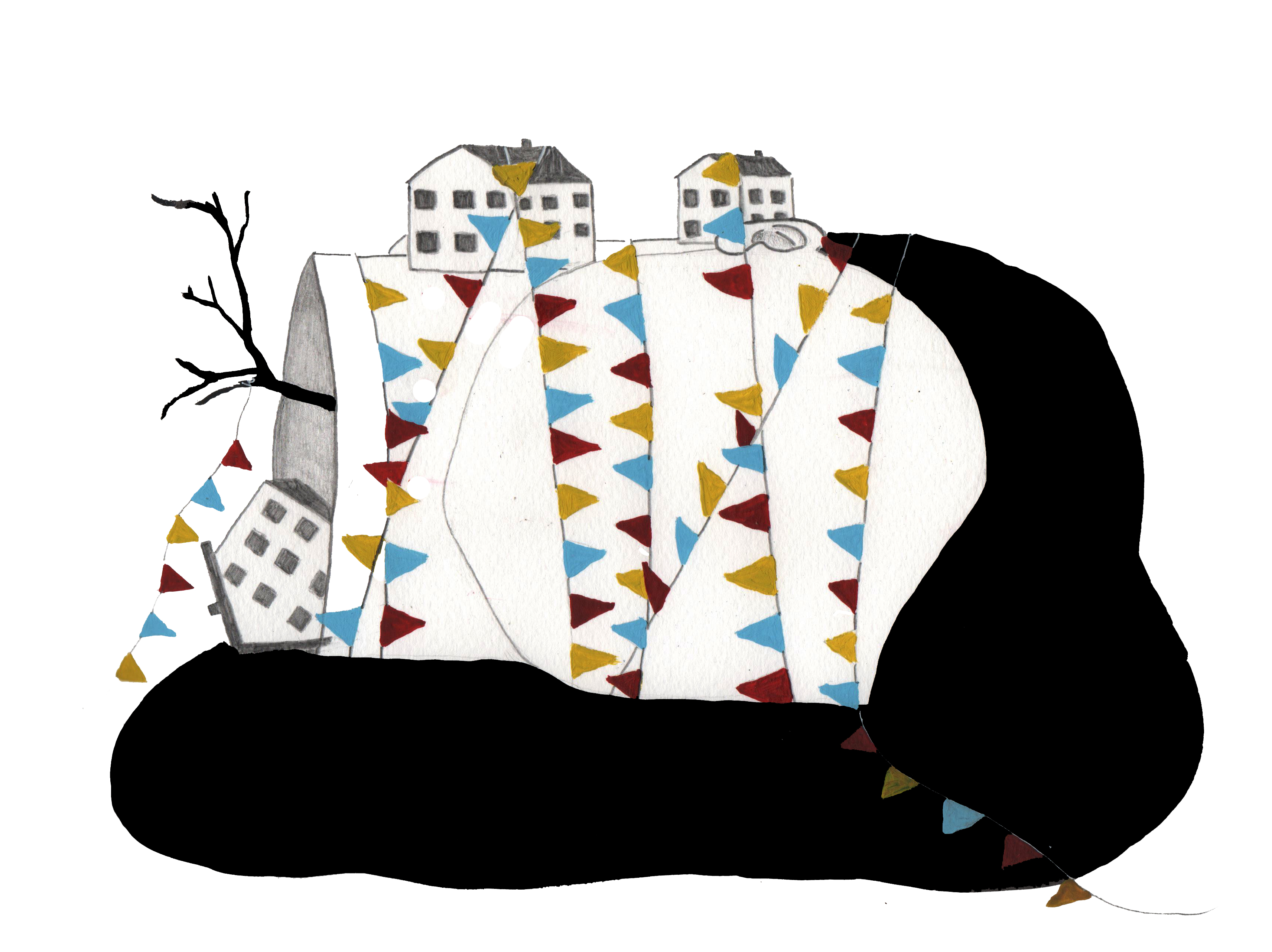 L'artista del mese – Pittura, illustrazione & street art – Kiki Skipi