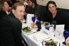 Ultima cena tra Christian Bale e Heath Ledger