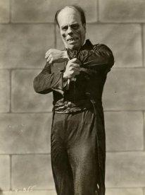 Lon Chaney in The Phantom of the Opera, 1925