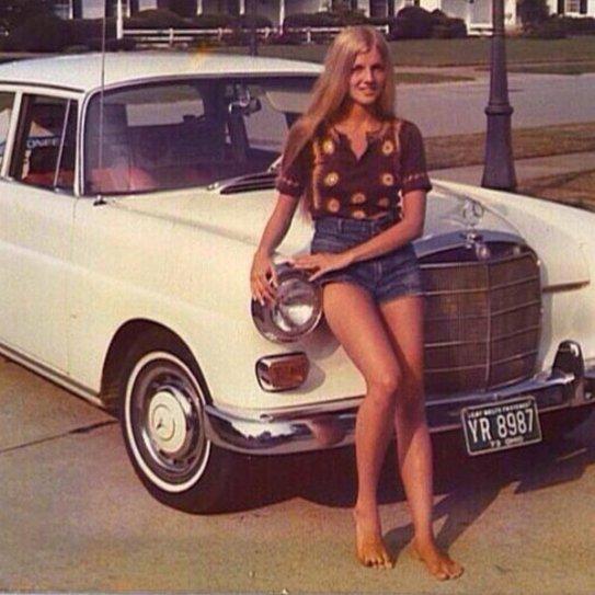 Mercedes Benz, 1970