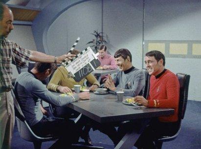 Sul set di Star Trek, 1967