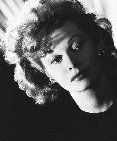 Ritratto di Lucille Ball, 1940