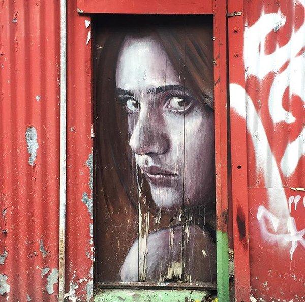Rone @Melbourne, Australia