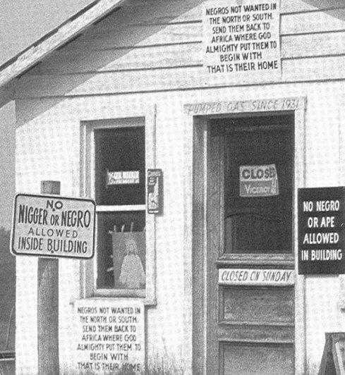 stazione di servizio segregati, data e luogo sconosciuto