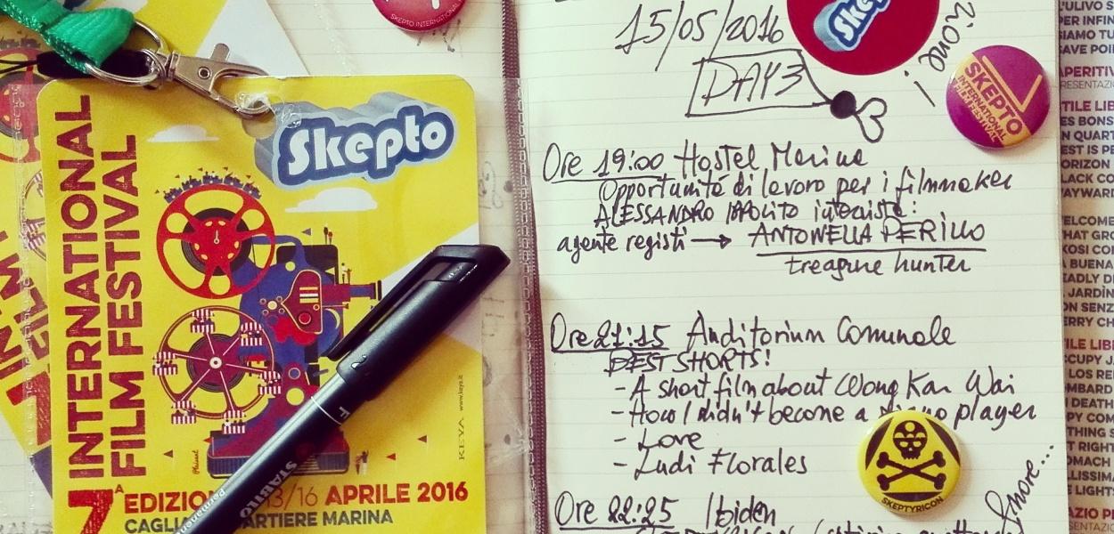 Skepto 2016 - Cronache da un Film Festival [part 3]