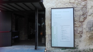 The Cave - Cristian Chironi