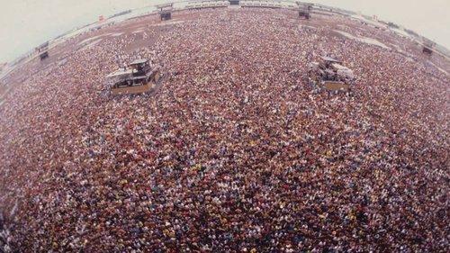La prima edizione del Rock in Rio, nel 1985, 1.380.000 persone