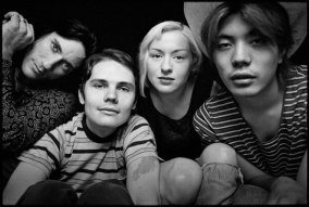 The Smashing Pumpkins 1990
