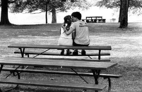 Un mondo di baci by Mario De Biasi