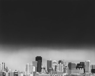 William W. Fuller - Skyline, San Francisco, California, 1986