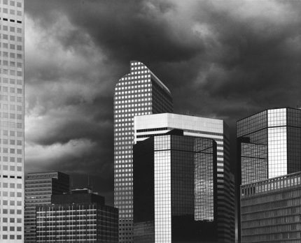 William W. Fuller - Storm, Denver, Colorado, 1984