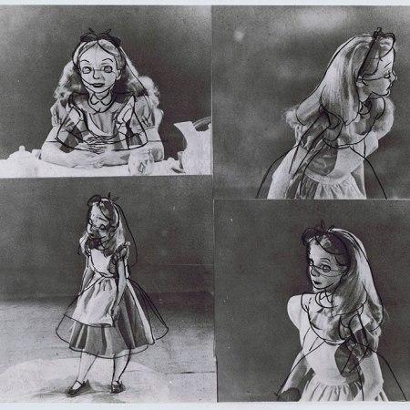 Alice nel Paese delle Meraviglie - Backstage