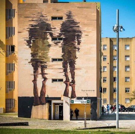 Borondo @Lisbona