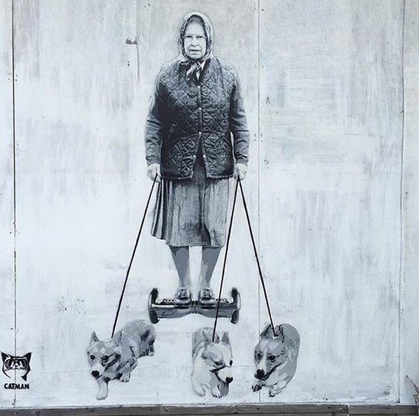 Catman @Londra