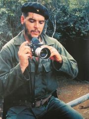 Che Guevara by Alberto Korda